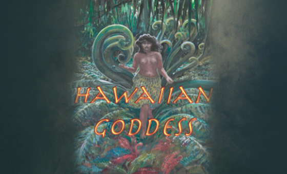 Hawaiian Goddess